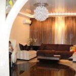 Дизайн интерьера: гостиная комната