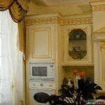 Дизайн интерьера: кухня