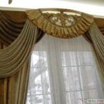 Интерьер дома: шторы