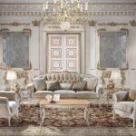 Austen дизайн гостиной