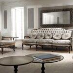Capri дизайн гостиной