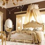 дизайн прямоугольной спальни