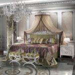 Дизайн спальни Borodin