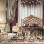 Дизайн спальни Leoncavallo