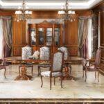 Дизайн столовой Barocci