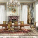 Дизайн столовой Boldini