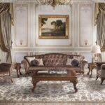 Mantovani дизайн гостиной