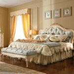 спальня дизайн мансарда