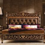 узкая спальня дизайн