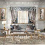 Conrad дизайн гостиной
