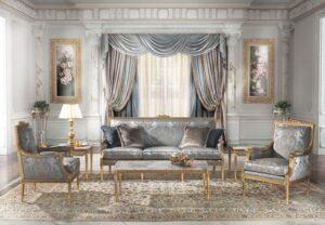 выбрать дизайн гостиной
