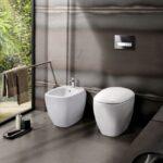 дизайн необычный ванной