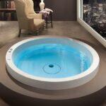 дизайн ванны большой
