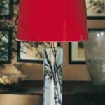 лампа напольная в интерьере