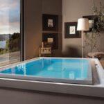 лофт дизайн ванна