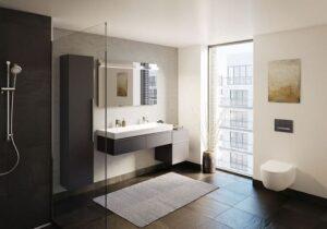 умывальник дизайн ванной