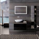 умывальник в туалете дизайн фото