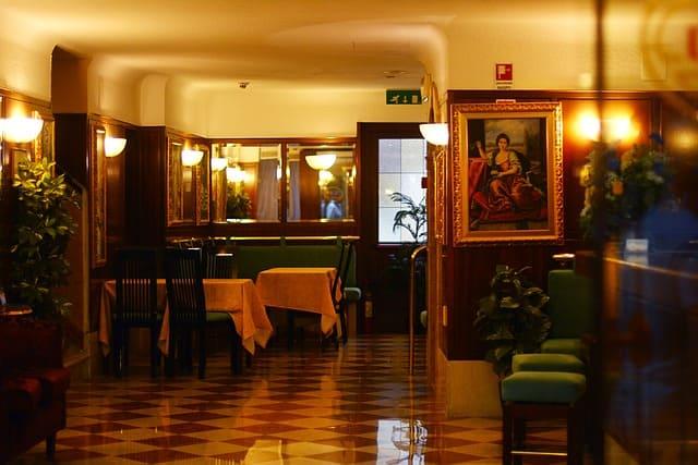 Венецианский стиль в интерьере