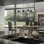 дизайн зала столовой