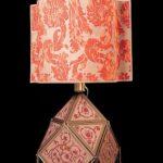 лампа на стол дизайн