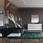 мужская спальня дизайн