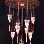 подвесной потолочный светильник