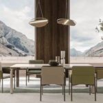 столовые комнаты дизайн
