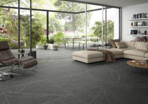 дизайн гостиной уютный Almera Сeramica