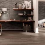 кабинет гостиная дизайн